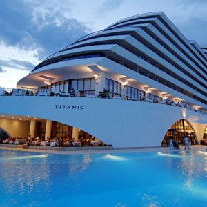 Trainingslager Türkei-Hotel Titanic Beach & Resort